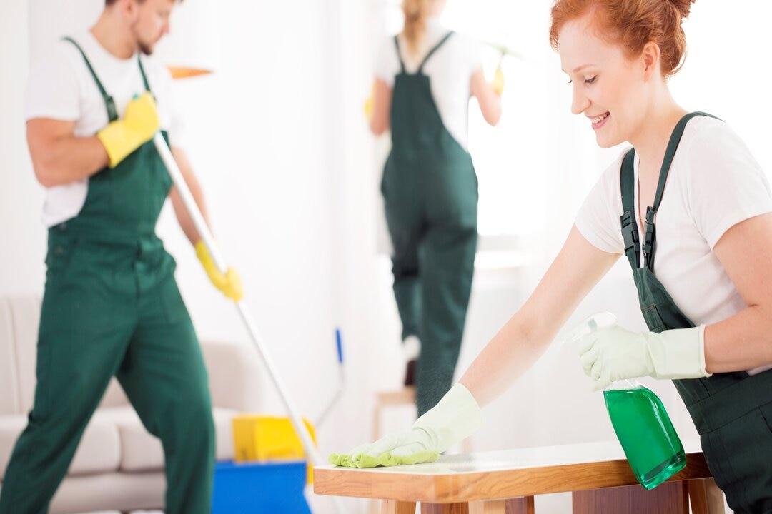Servicios de limpiezas baratos en Cáceres capital